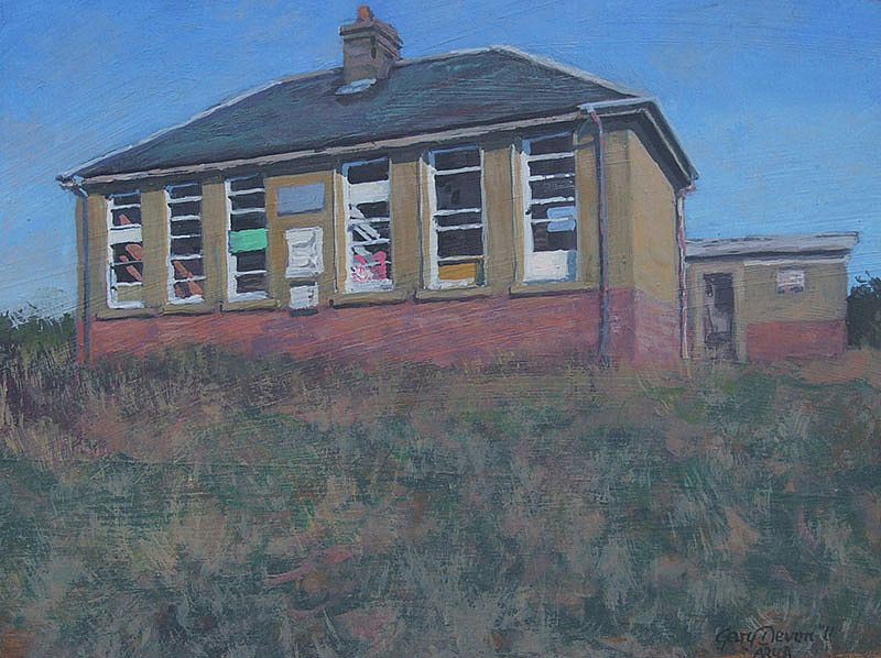 Gary Devon - Lissadell School House