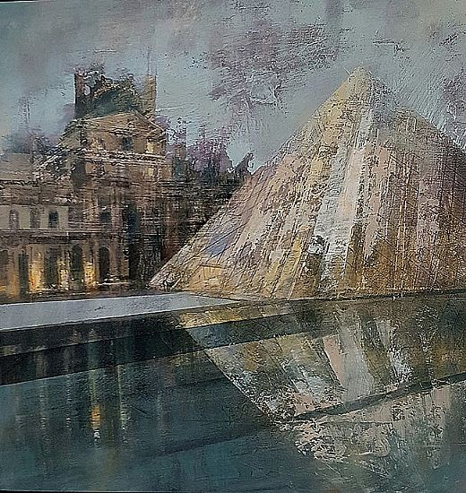 View Louvre