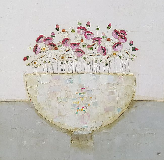 Eithne  Roberts - Large mixed bowl