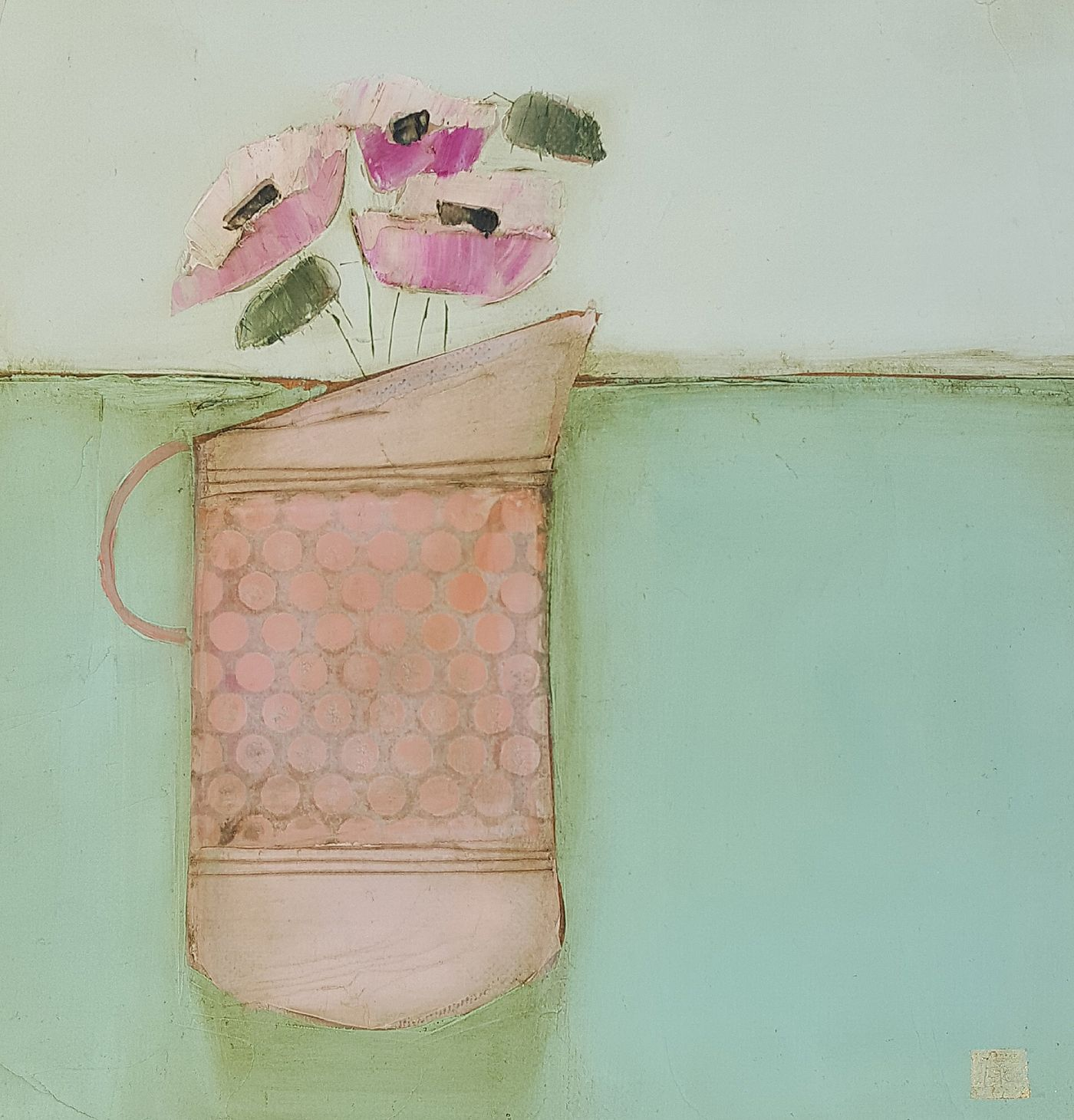 Eithne  Roberts - Little dotty jug