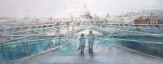 View Millennium Bridge I