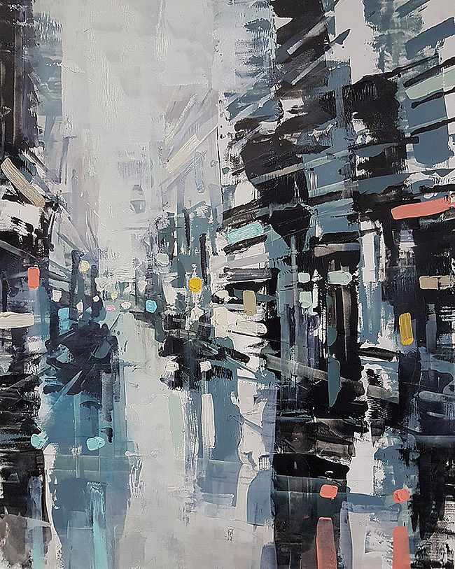 Michael Morris - Morning in NYC