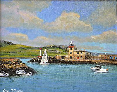 No 687 Howth 2 by Chris McMorrow