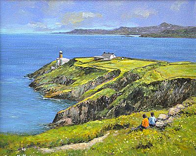 No 688 Baily Howth by Chris McMorrow