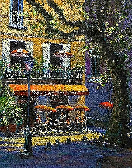 View Cafe, Provence