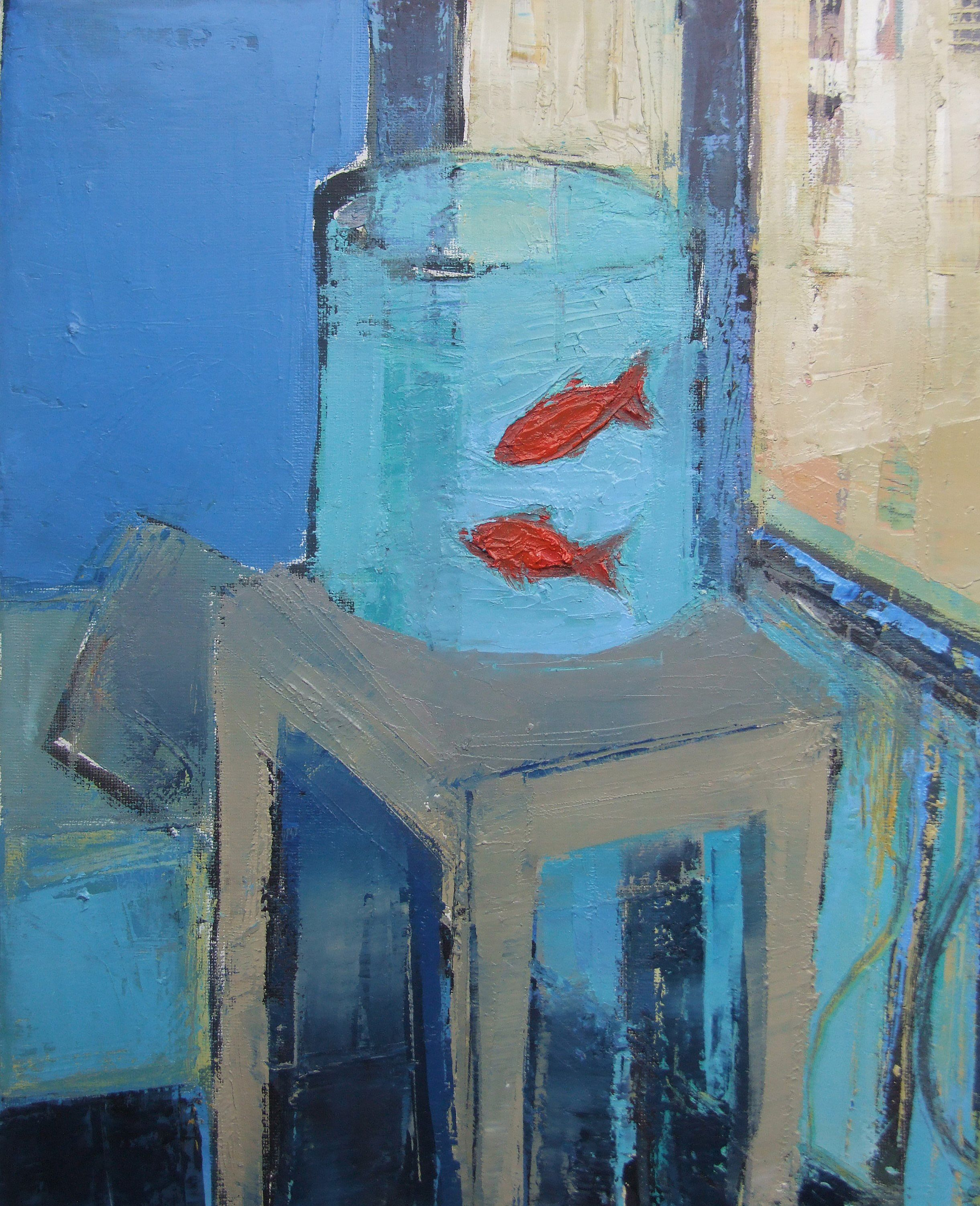 Cormac O'Leary - Paris Goldfish