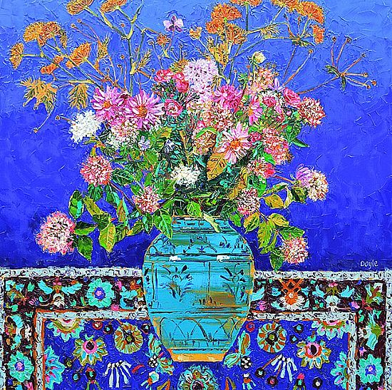 View Persian Flower Arrangement