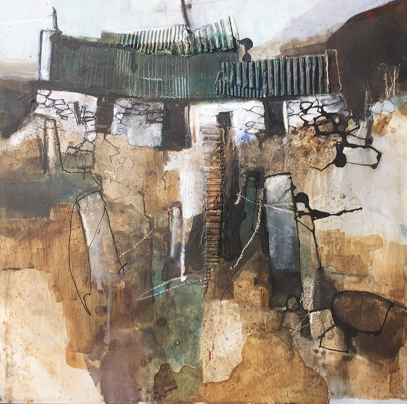 Pete  Monaghan - Petrol and Slate