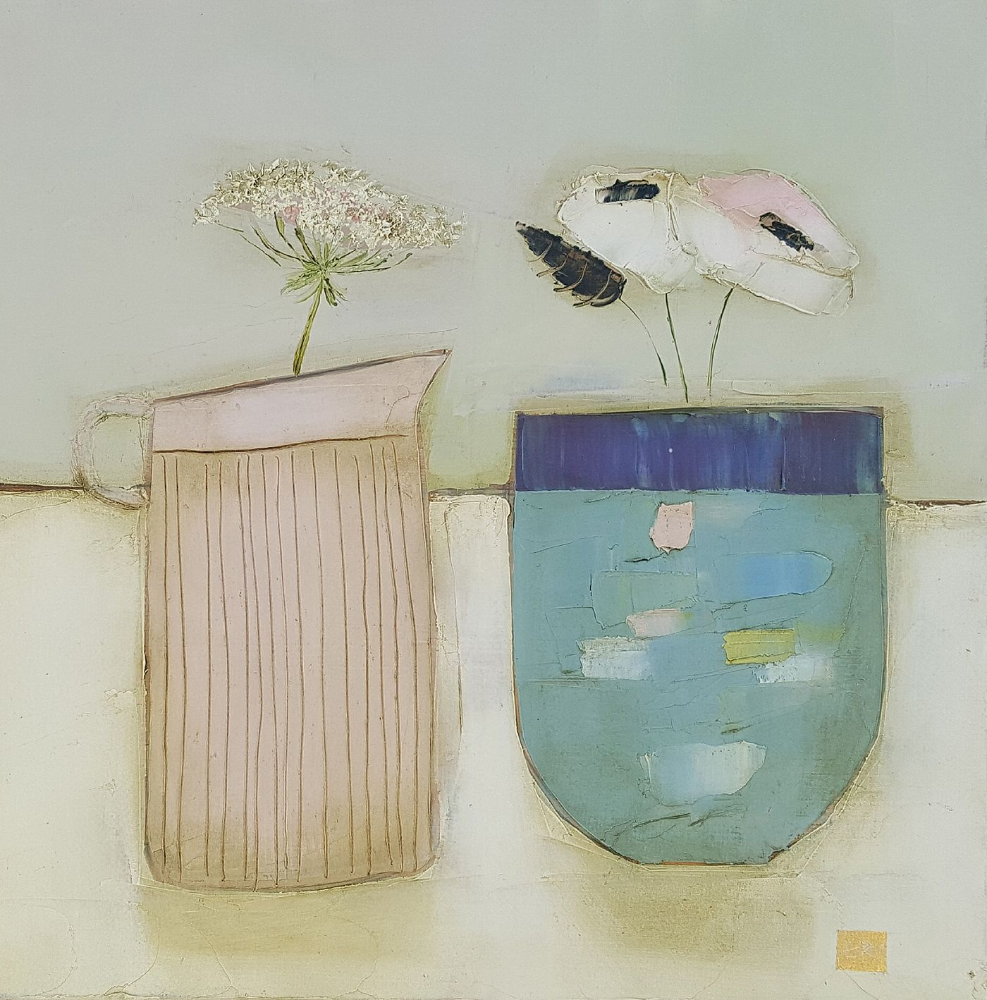 Eithne  Roberts - Queen Annes lace