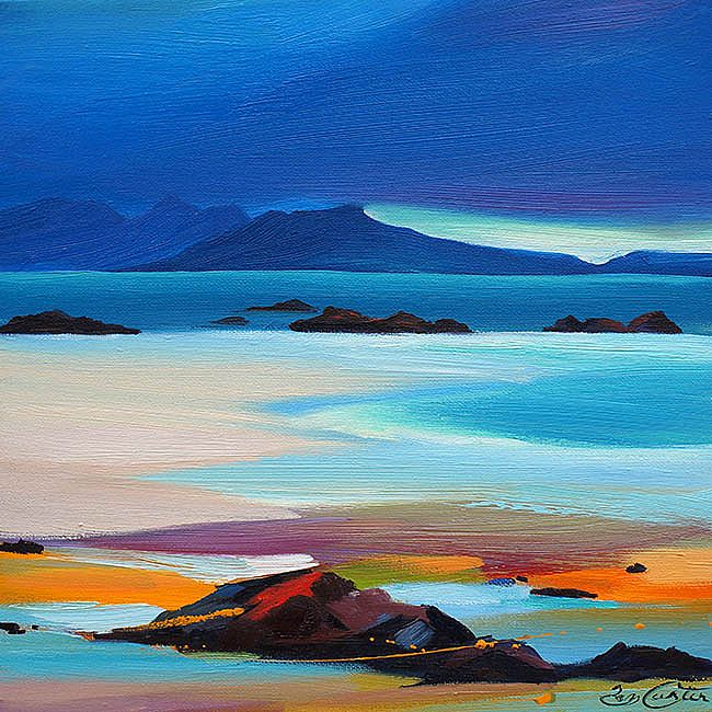 Seashore To Eigg