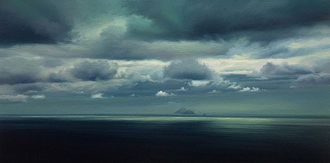 Sergey  Talichkin - Skellig Islands
