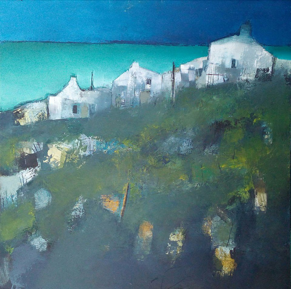 Cormac O'Leary - Summer night on the Island