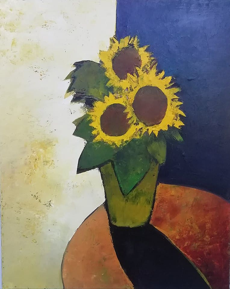 Sunflowers by Cormac O'Leary