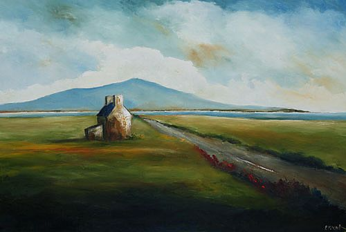 The Long Road by Padraig McCaul