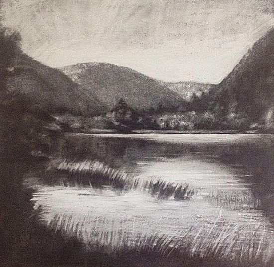 View The Lower Lake, Glendalough