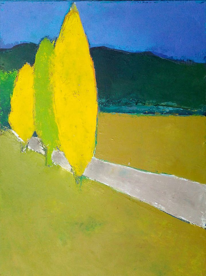 Cormac O'Leary - The Road to Arles