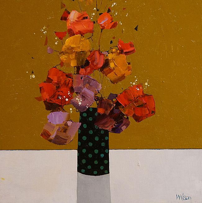 Gordon  Wilson - The Spotty Vase