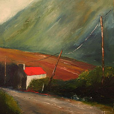 The Road Home by Padraig McCaul