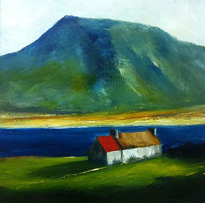 Under Hungry Hill by Padraig McCaul
