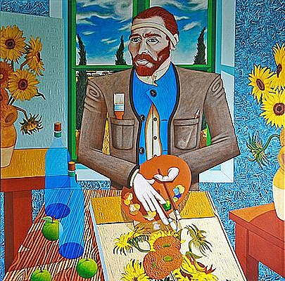 Unknown - Vincent in Arles
