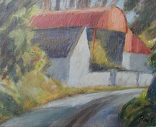 Fred McElwee - Wicklow Farmhouse
