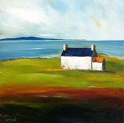 View West Clare Farmhouse