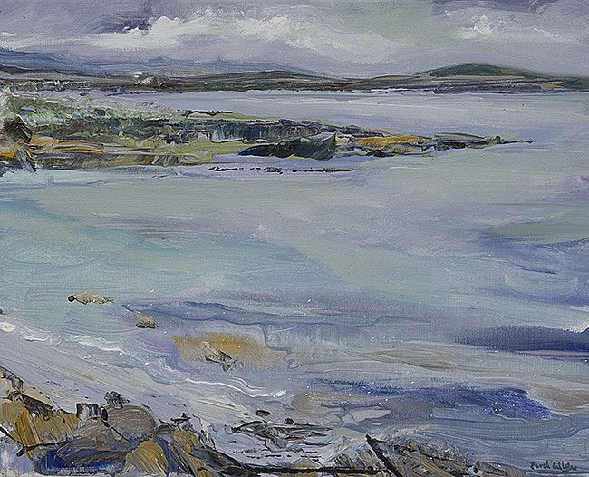 Connemara , Dogs Bay by  Unknown