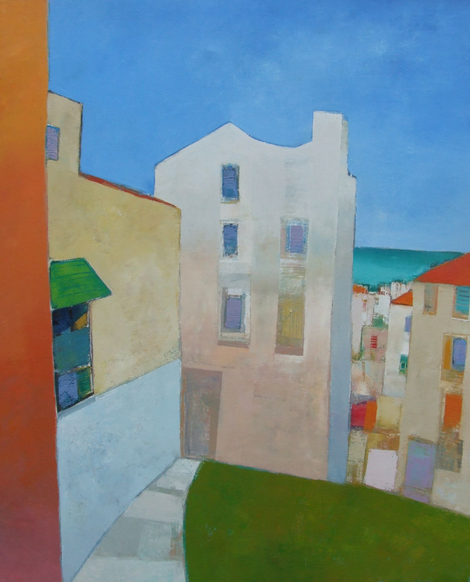 Barrio Alto I  by Cormac O'Leary