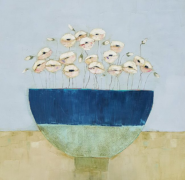 Eithne  Roberts - Big blue bowl