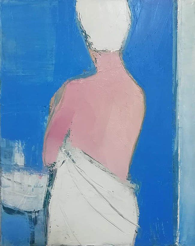 Cormac O'Leary - Blue Bather