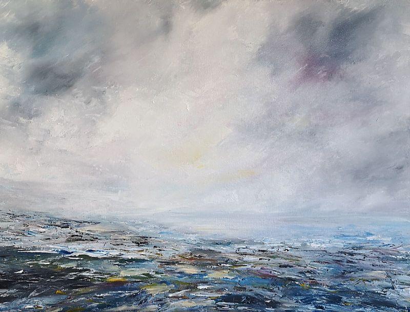 View Burren coast.