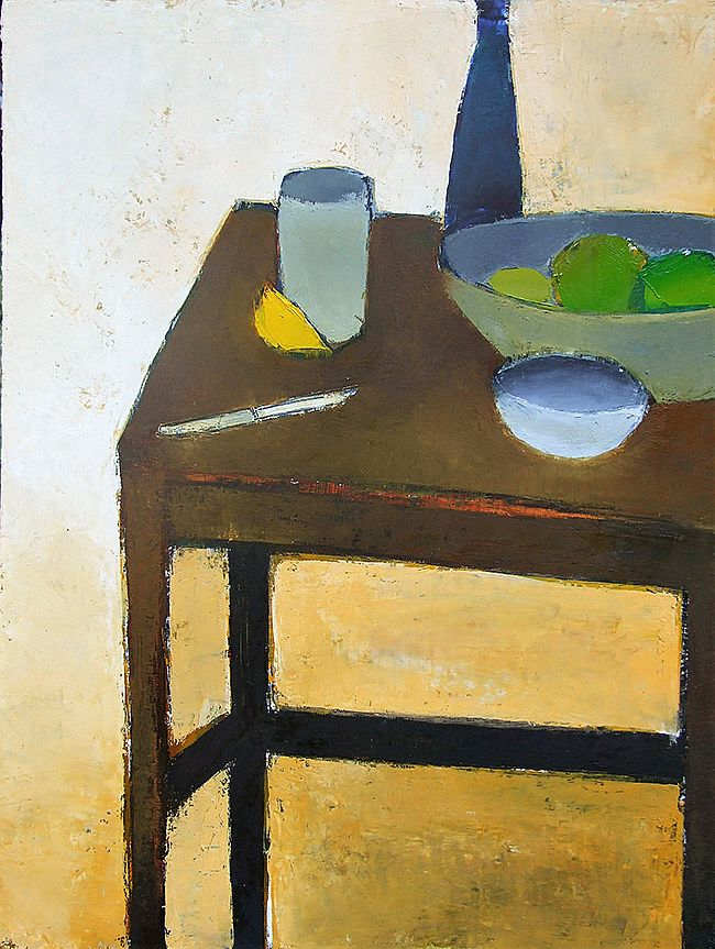 Cormac O'Leary - Cezanne's Table