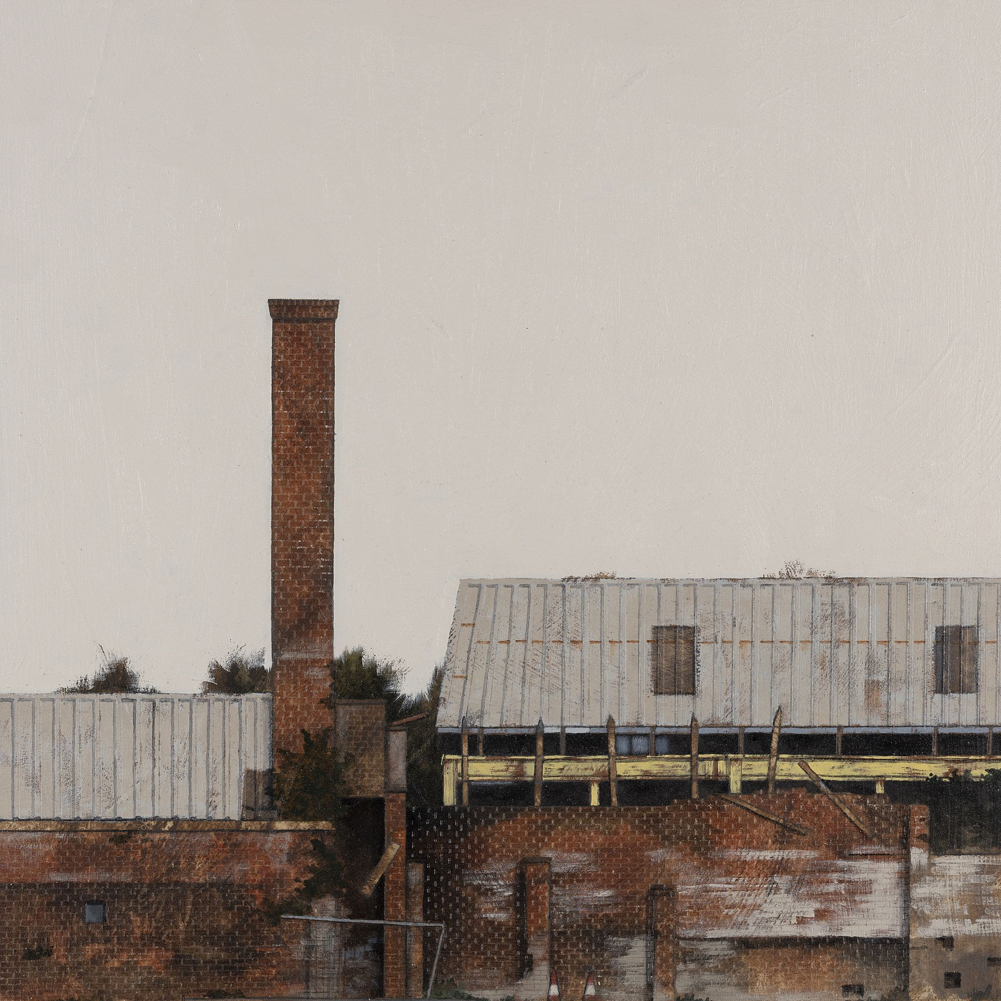 Chimney & Warehouse