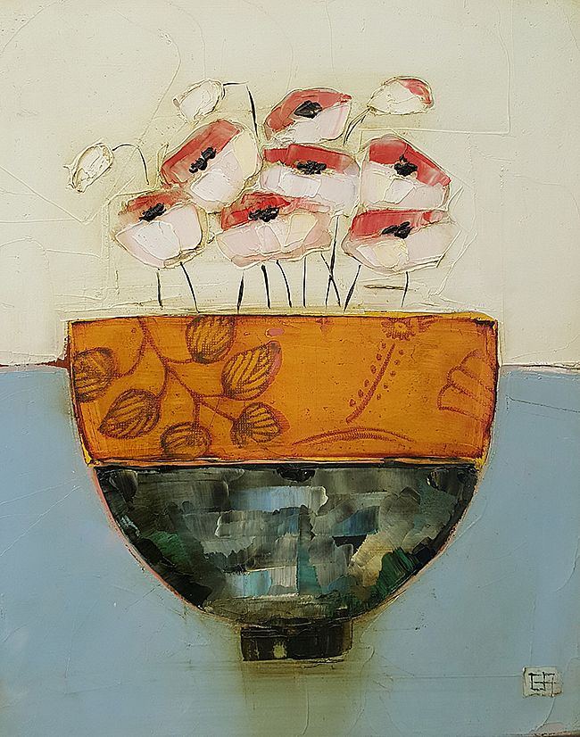 Eithne  Roberts - China bowl
