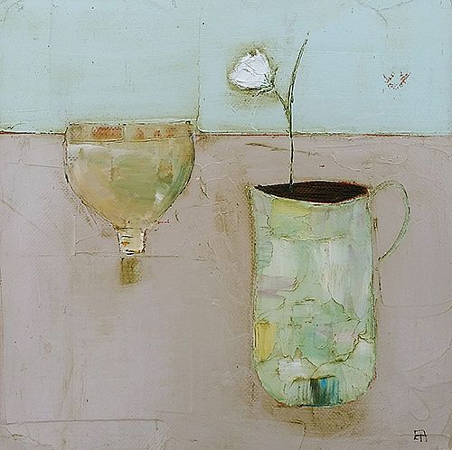 Eithne  Roberts - cup and jug