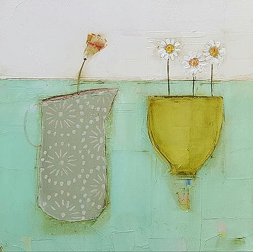 Eithne  Roberts - Daisy cup and jug