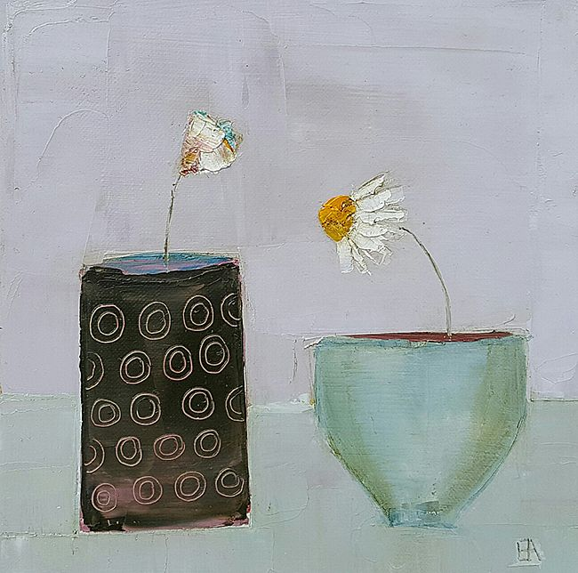 Eithne  Roberts - Dots and daisies