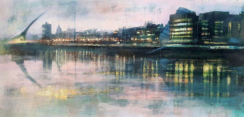 View Dublin River