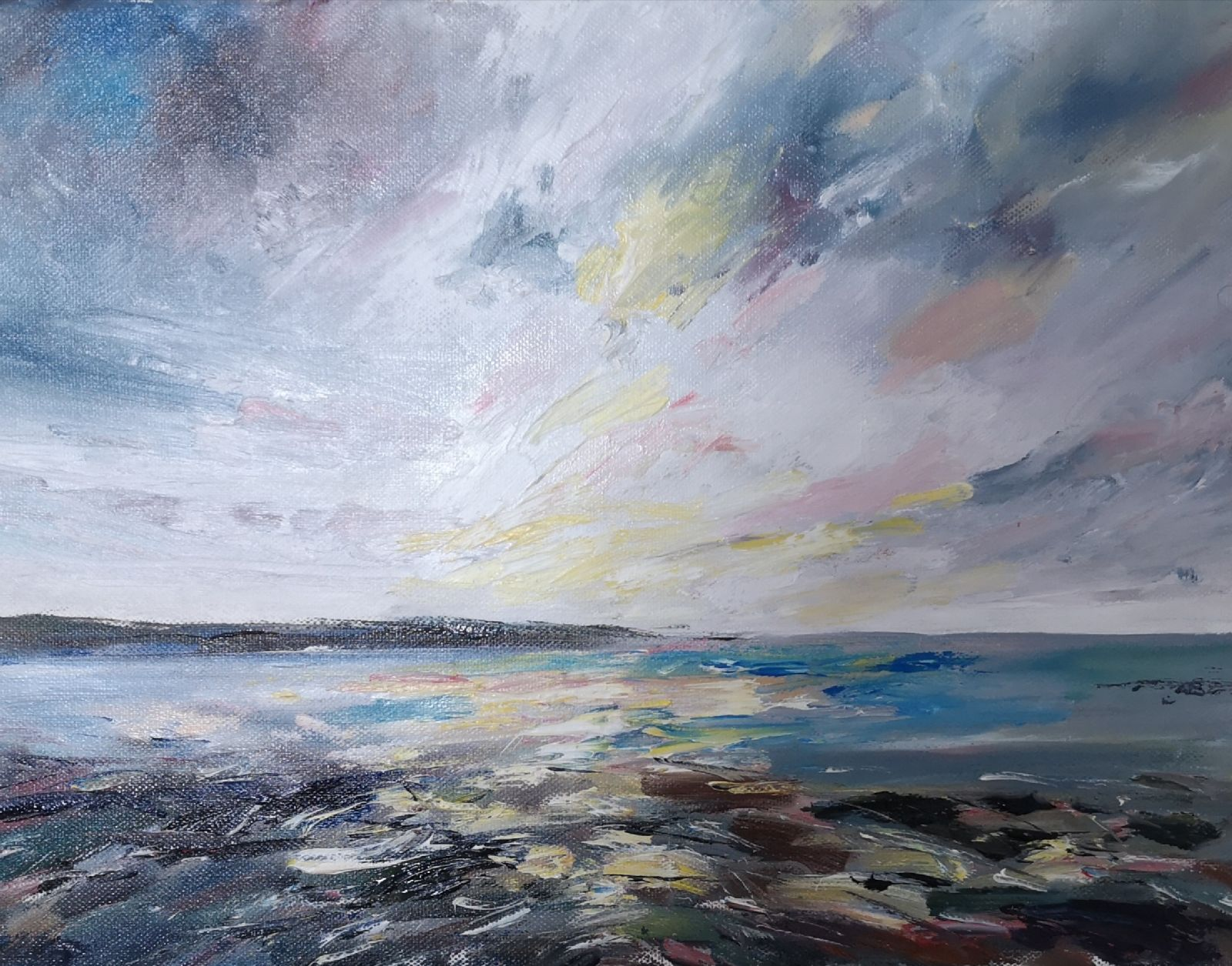 Eithne Ryan - Early Morning Light 2