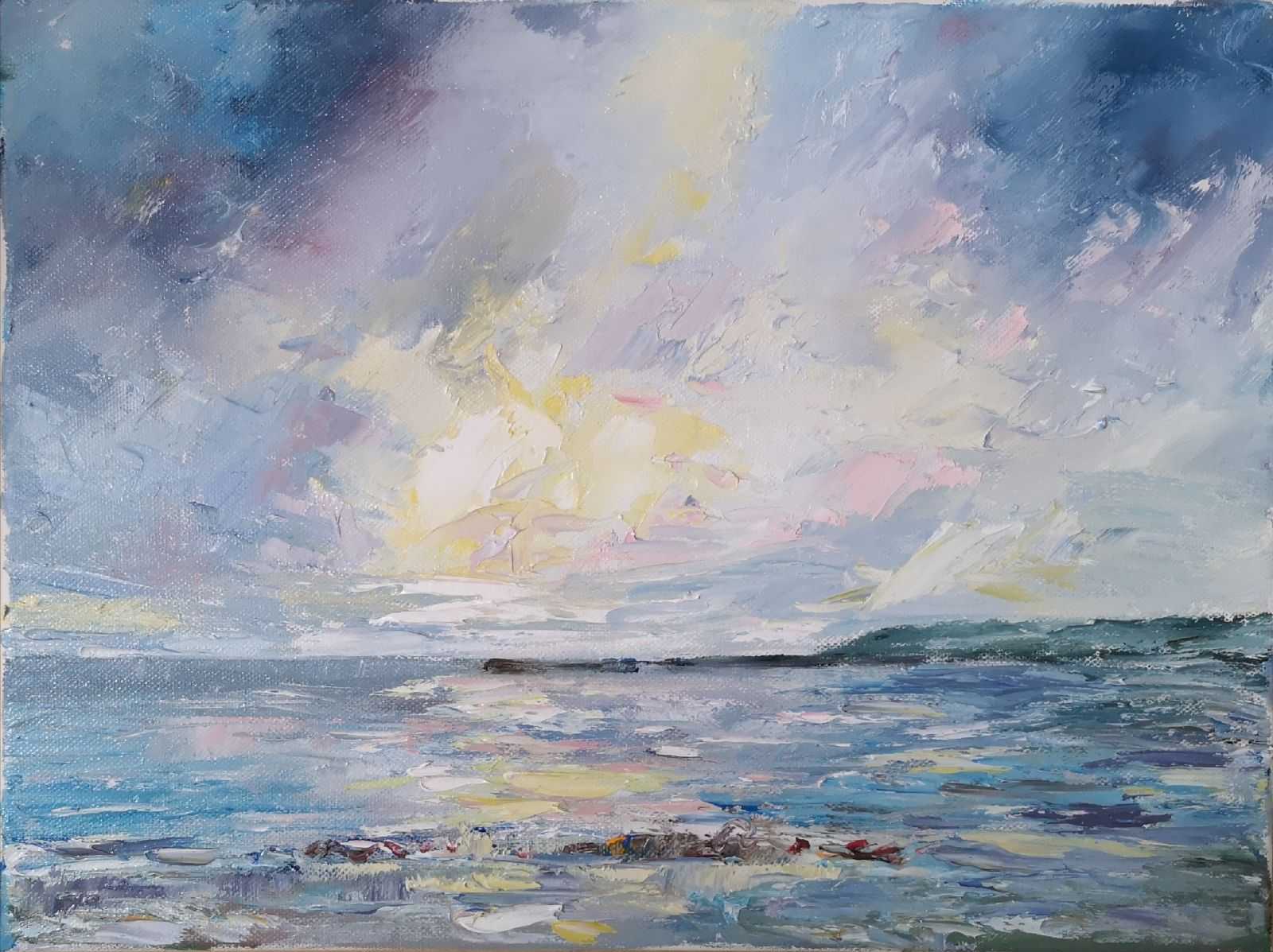 Eithne Ryan - Early Morning Light 3