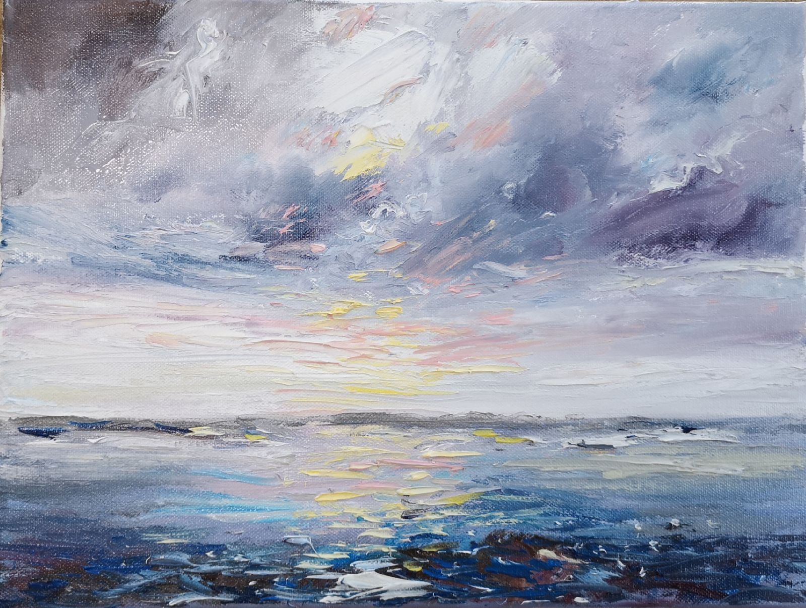 Eithne Ryan - Early Morning Light