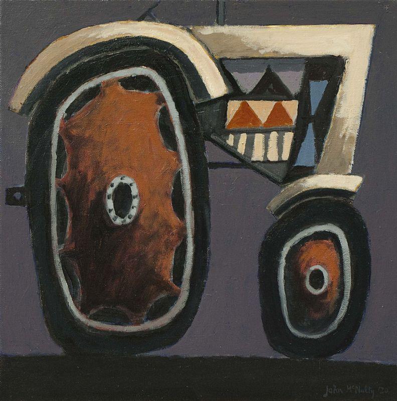 View Fairground tractor