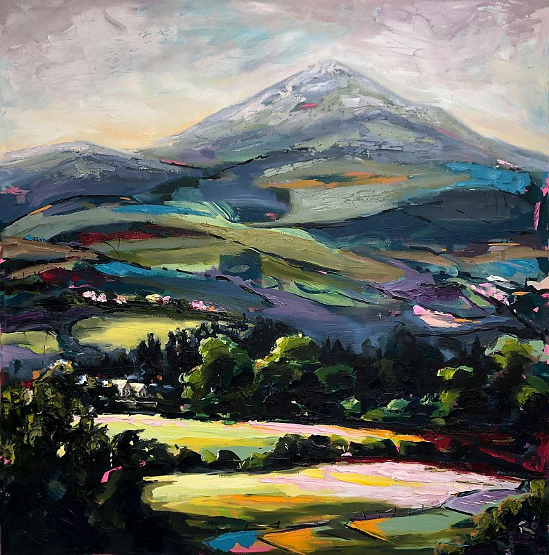 Roisin  O'Farrell - Great Sugarloaf