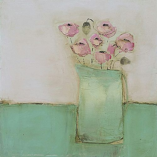 Eithne  Roberts - Green Jug
