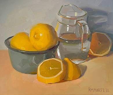 Lemons in the Morning