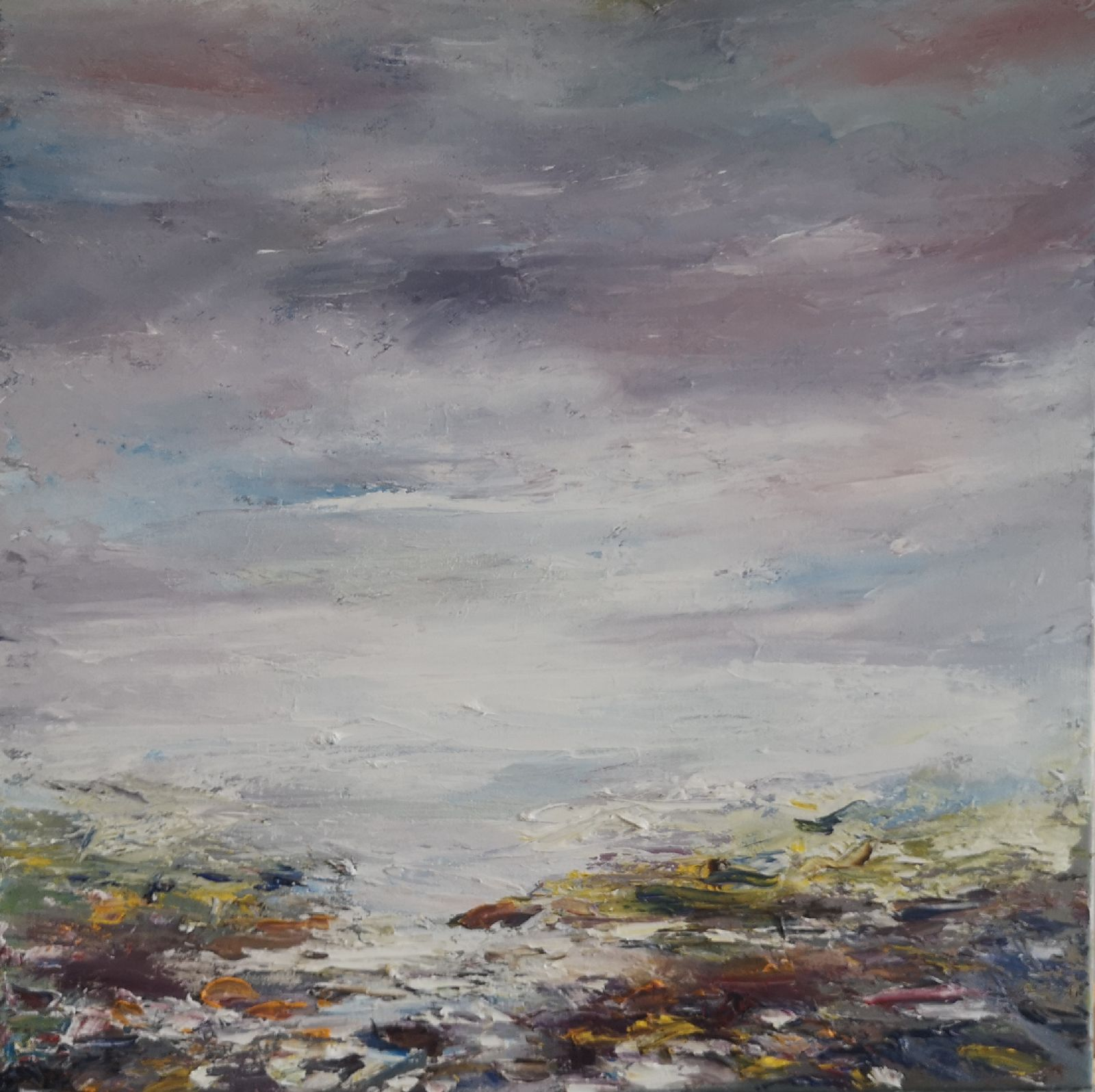 Moody Sky by Eithne Ryan