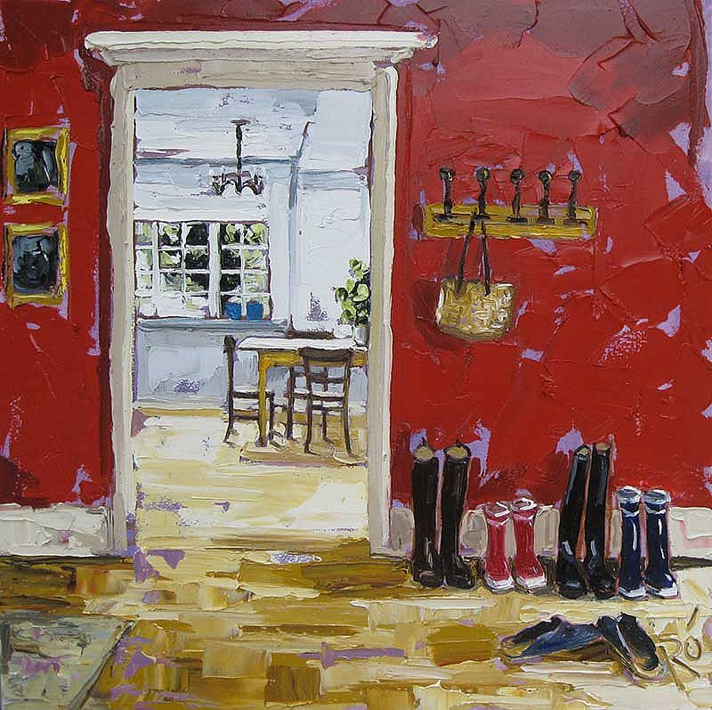 Roisin  O'Farrell - Lamb Cottage