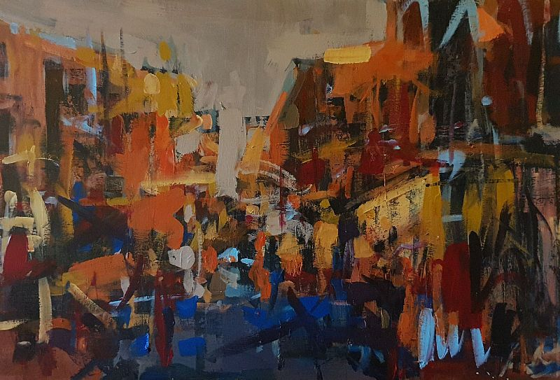 Urban Scene