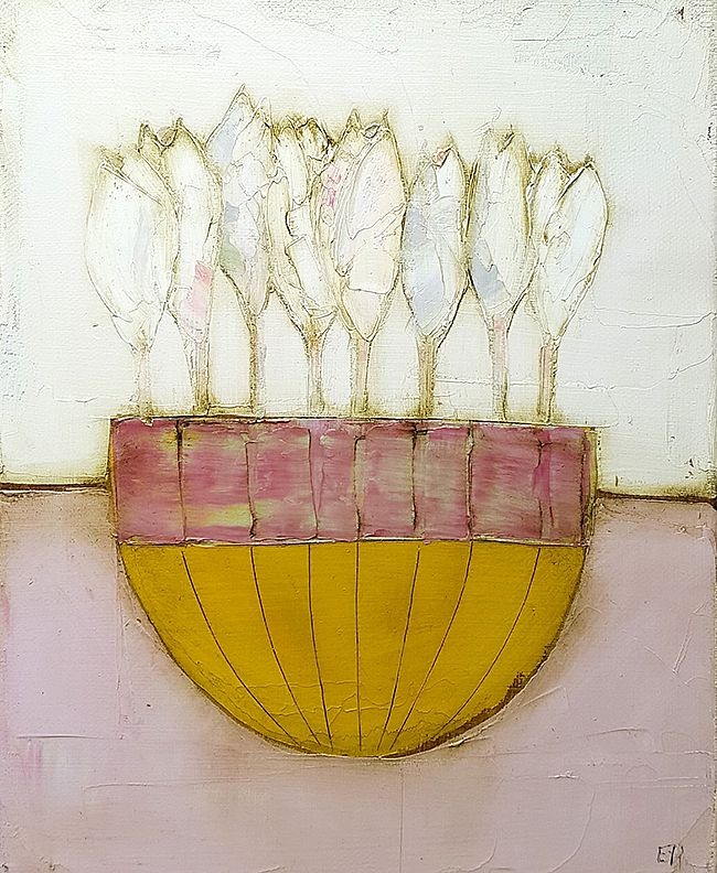 Eithne  Roberts - Little crocus bowl