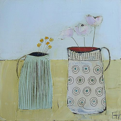Eithne  Roberts - Little table flowers